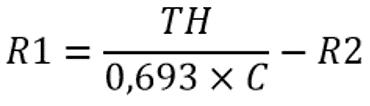 R1 para TH